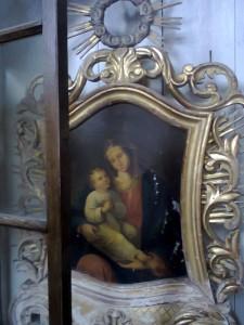Зображення на металевій пластині, венеційська школа.