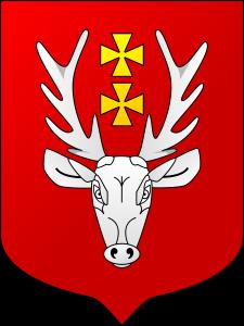 Мал. 2 Герб міста Грубешів