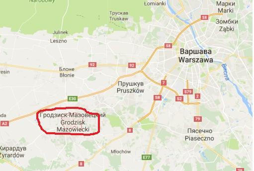 Околиці Варшави