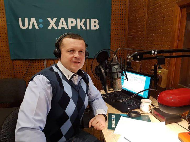 Роман Лихачов – голова Ради Реформаторської Коаліції Чугуївщини